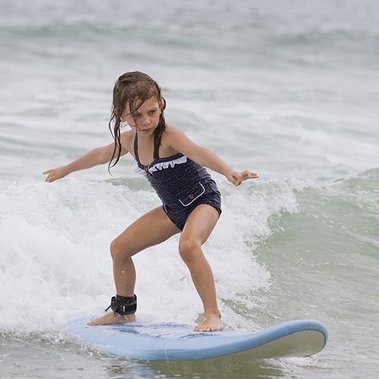 Surfing Like a Pro