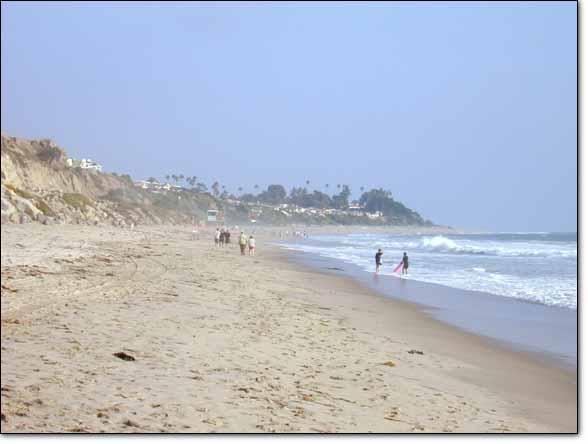 San Clemente Sate Beach