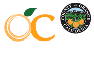 County of Orange Health Care Agency - logo and seal