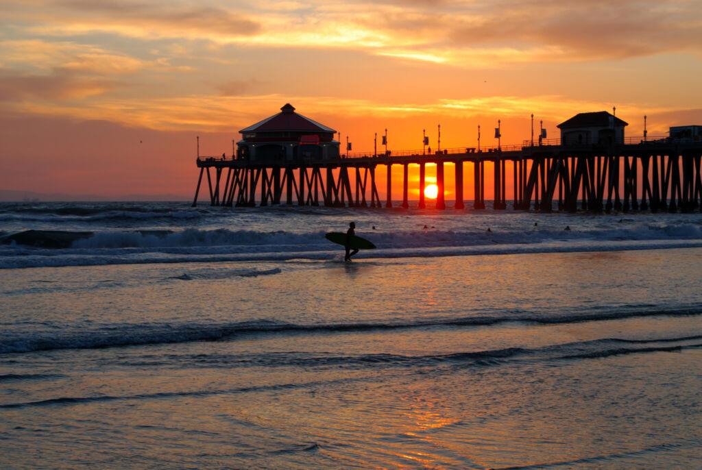 Huntington Beach Oc Beachinfo