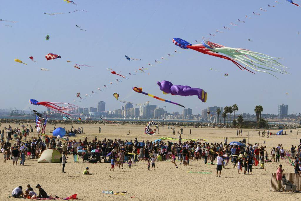 The Japan American Kite festival
